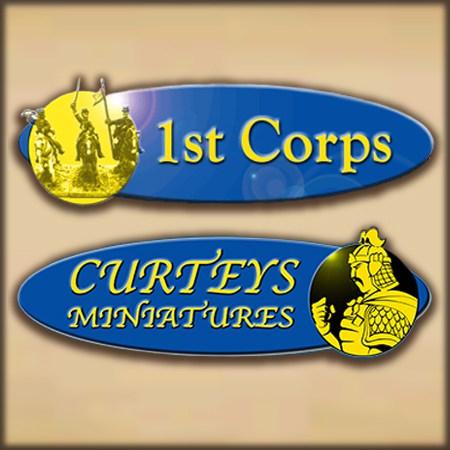 1st Corps / Curteys