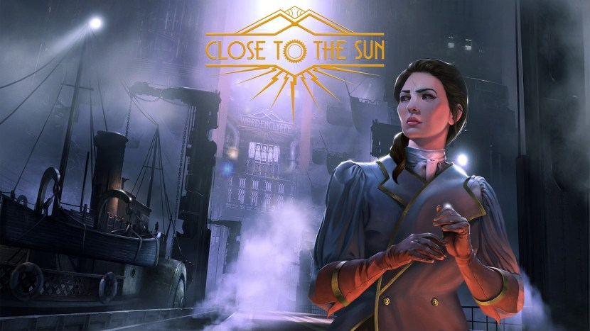 Close to the sun key art