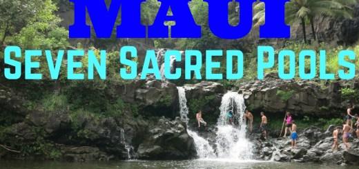 Maui Seven Sacred Pools Oheo Gulch