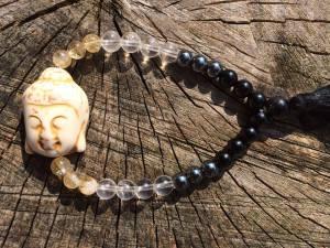 Budda Mala Bracelet
