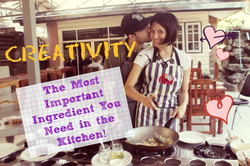 Boost Your Creativity in the Kitchen