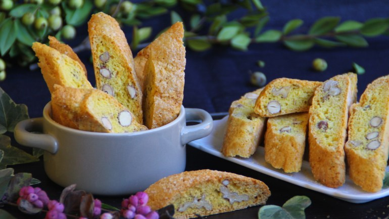 Tuscan Style Gluten Free Cantucci