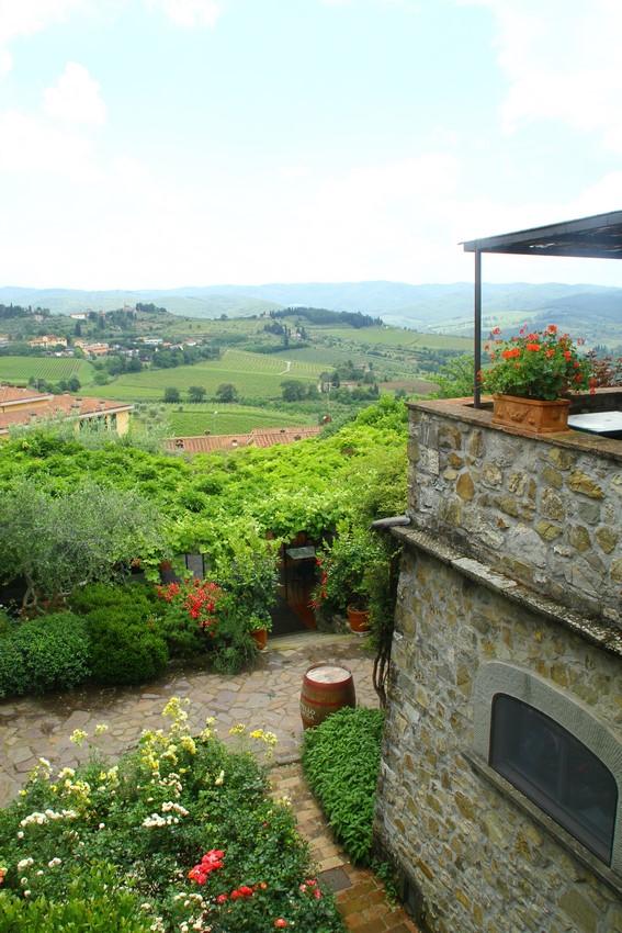 Tuscan feast.