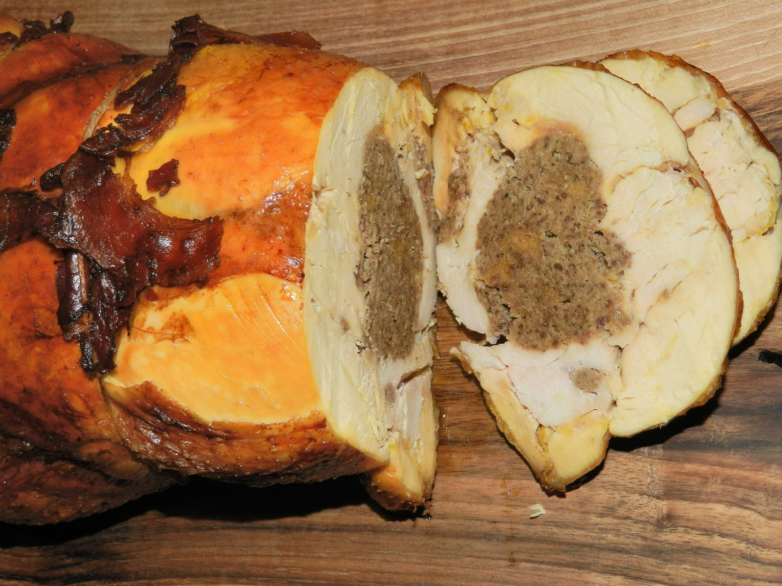 Thanksgiving AIP Stuffed Capon