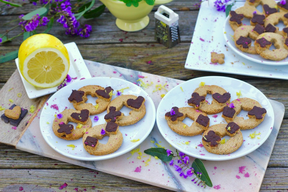 Paleo Valentines Cookies 1 4