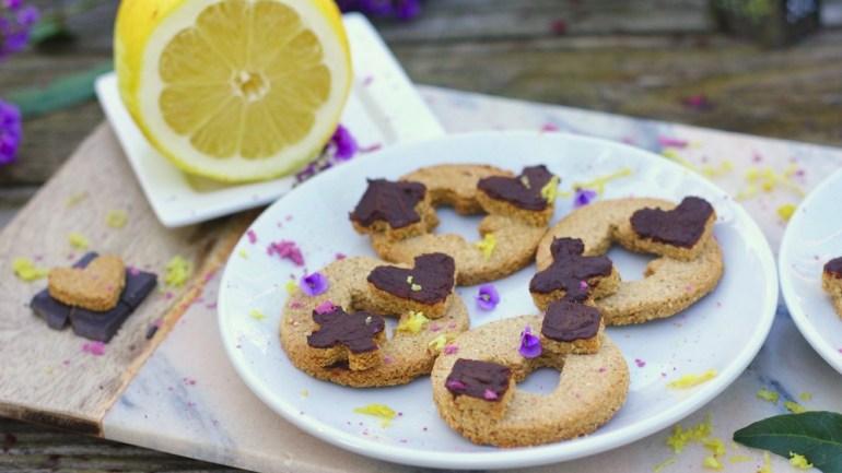 Paleo Valentine's Day Cookies (GF, DF & AIP)