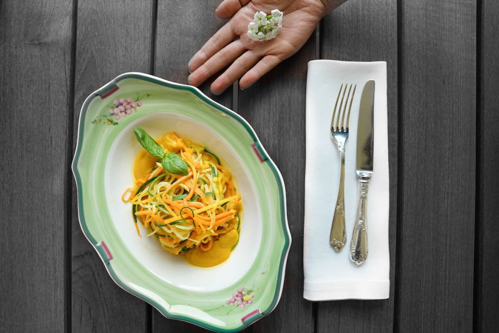 Vegetable Noodles Lefay Gluten Detox 2