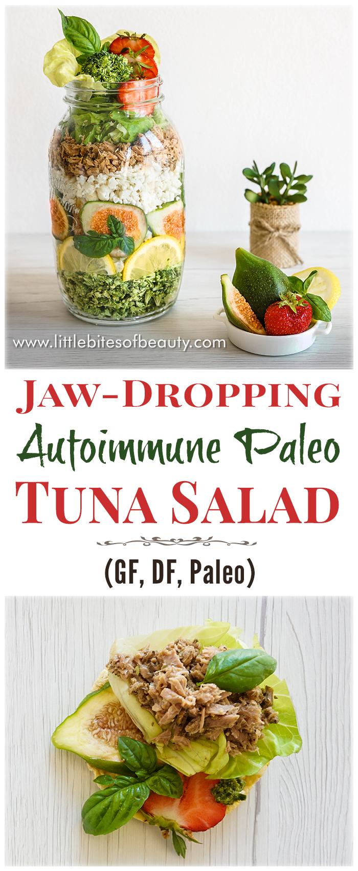 autoimmune paleo tuna salad
