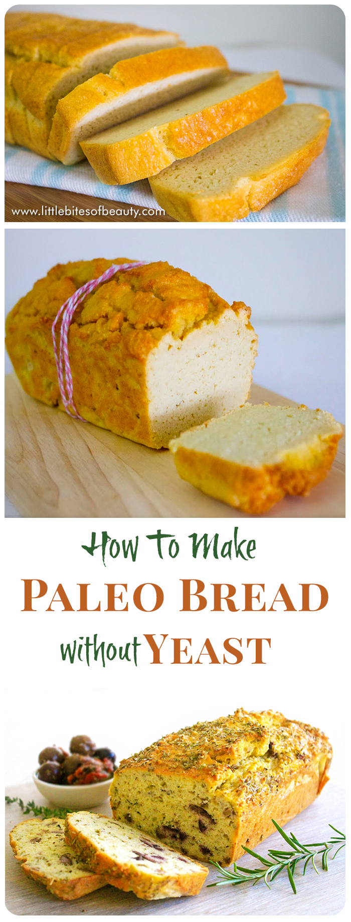 How To Make Paleo Bread Without Yeast