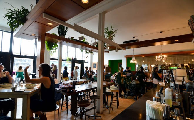 Where To Eat Dairy & Gluten Free in Portland