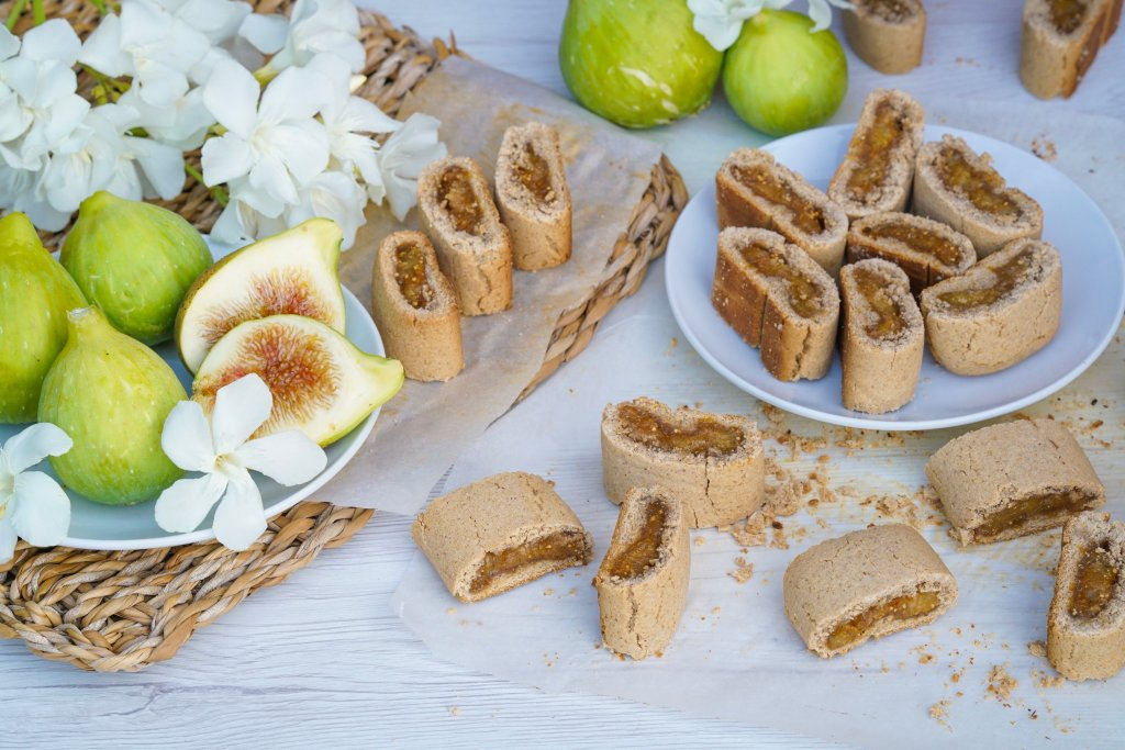 Grain Free Fig Newtons (Paleo & AIP)