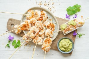 AIP Paleo Coconut Shrimp (Dairy & Gluten FREE, Whole 30)