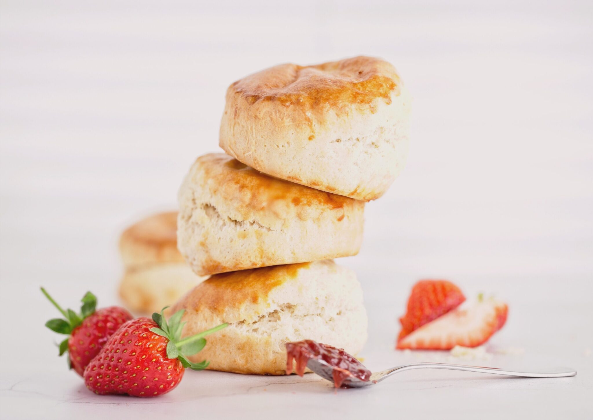 Farm Nanna's Easy Plain Scones Recipe