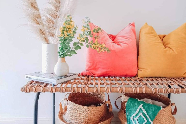At home with Natasha from @OurCozyAbode_