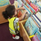 Nursery Activities - Nursery Croydon Library Visit