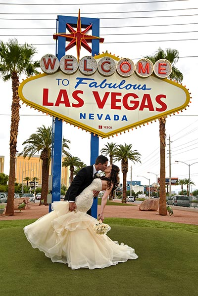 Vegas Weddings Inexpensive
