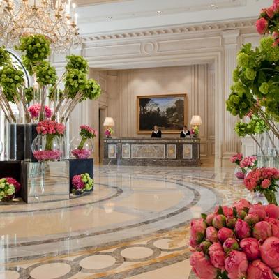 Four Seasons Paris hotel for families