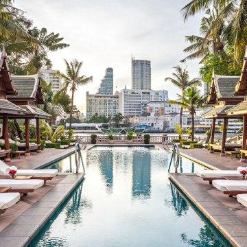 Peninsula Bangkok best family hotel in Bangkok