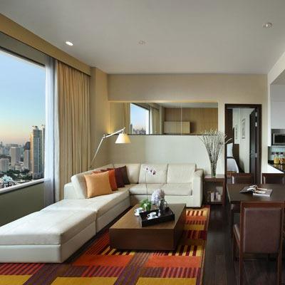 Sukhumvit Park Bangkok family accommodation
