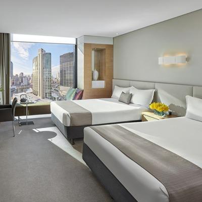 Crown Promenade Melbourne family accommodation