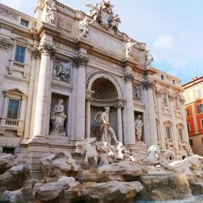 Relais fontana di Trevi, Rome
