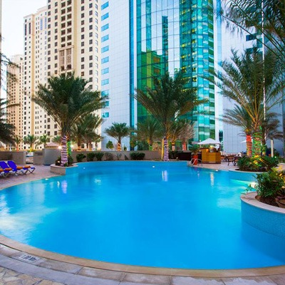 JA Oasis beach tower Dubai