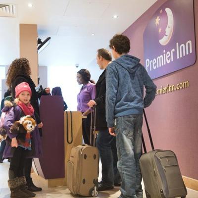 Premier Inn London hotel for families