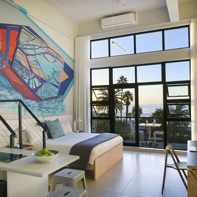 Mojo hotel Cape Town family accommodation