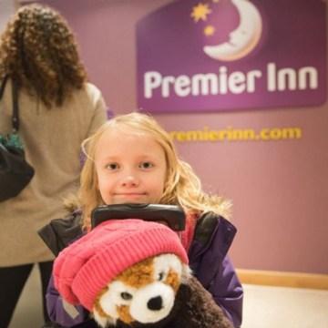 Premier Inn London family hotel