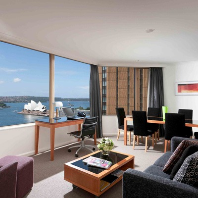 Quay West Suites Sydney family accommodation