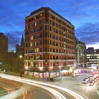 Sydney Central YHA family accommodation