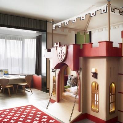 Shangri-La Singapore family room