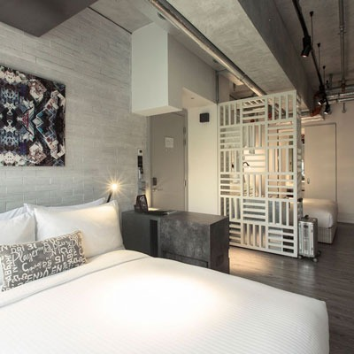 ovolo hotel Hong Kong family room