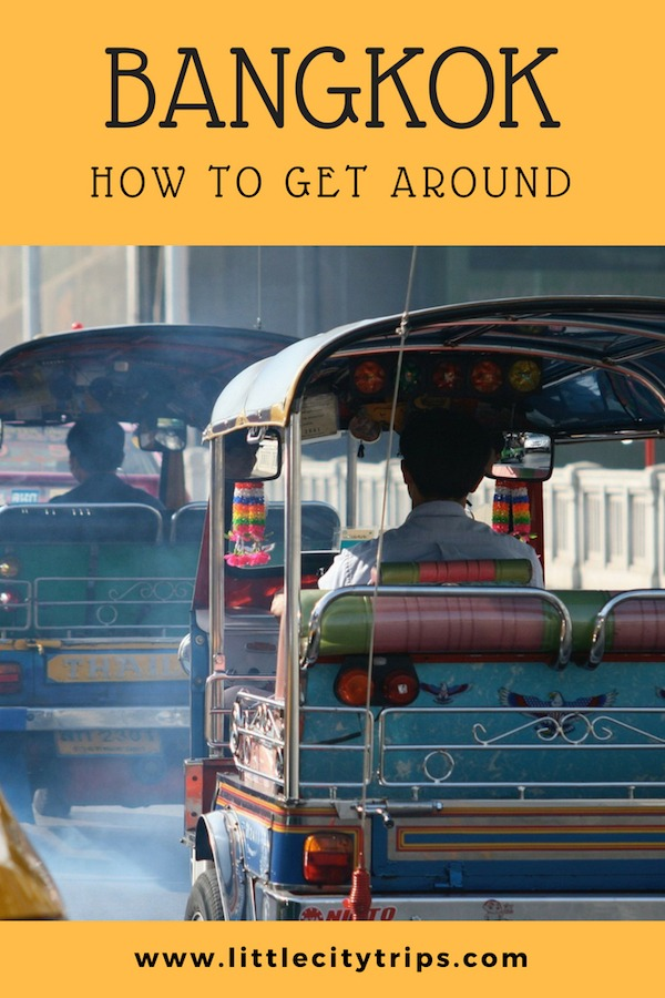 negotiating the busy streets of Bangkok with kids in tow may feel overwhelming. We take the stress away with this guide to how to get around Bangkok when visiting with kids and family