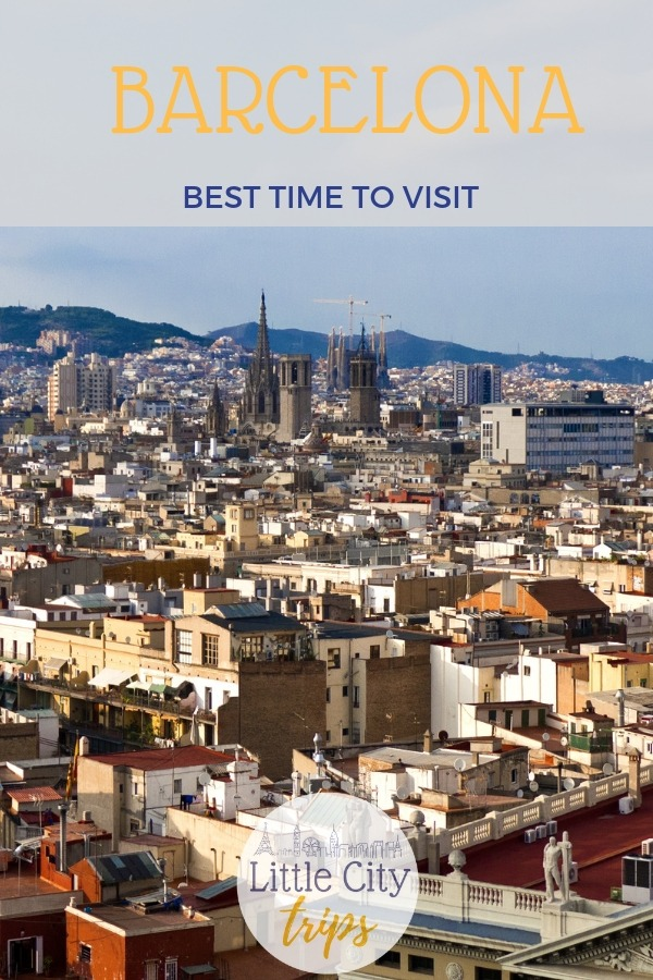 Wjat is the best time to visit Barcelona? Discover what to expect in each season in our guide to the best time to go to Barcelona