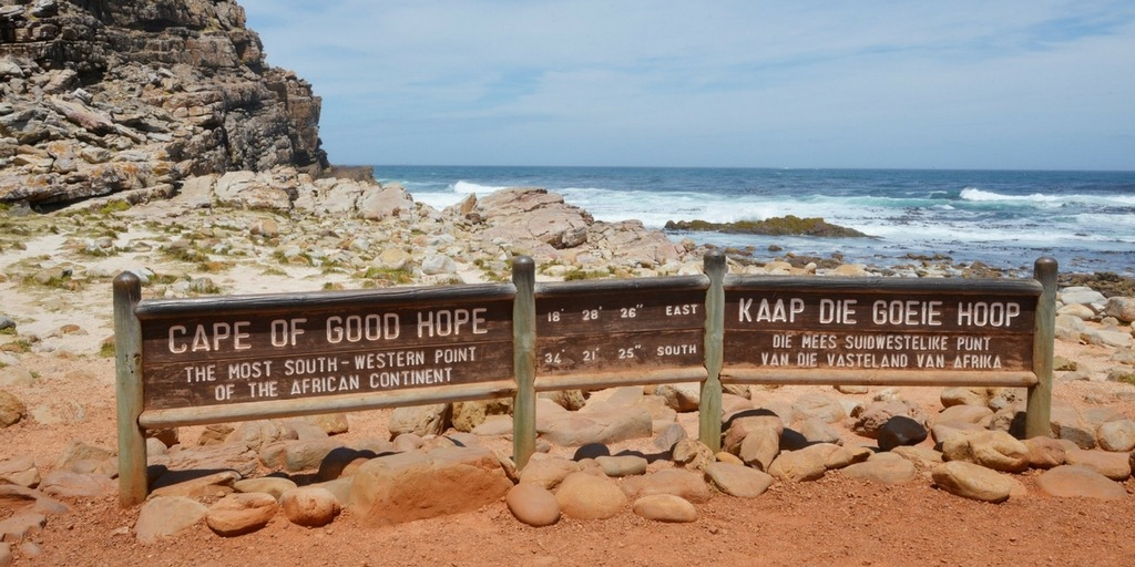Cape of Good Hope | things to do in Cape Town with kids | Little City Trips
