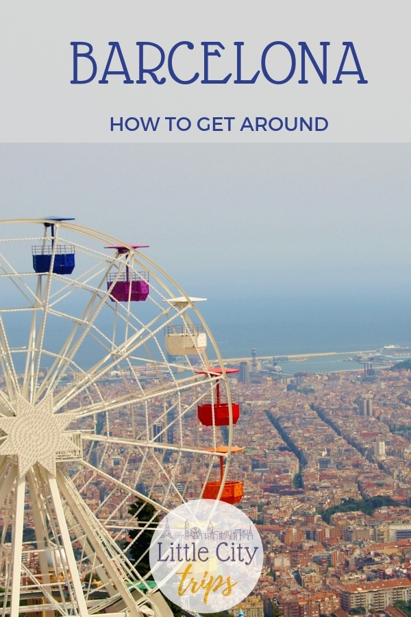 How to get around Barcelona with kids in tow? In this guide, we reveal how to use Barcelona's public transport system and share tips and advice for you first visit to Barcelona as a family