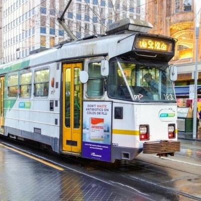 How to get around Melbourne