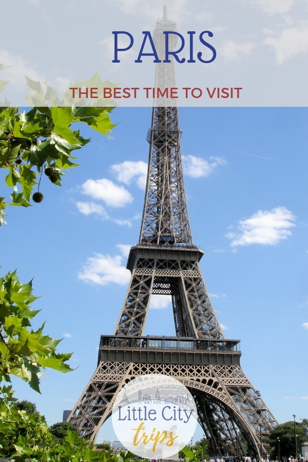 Family guide to the best time for visiting Paris
