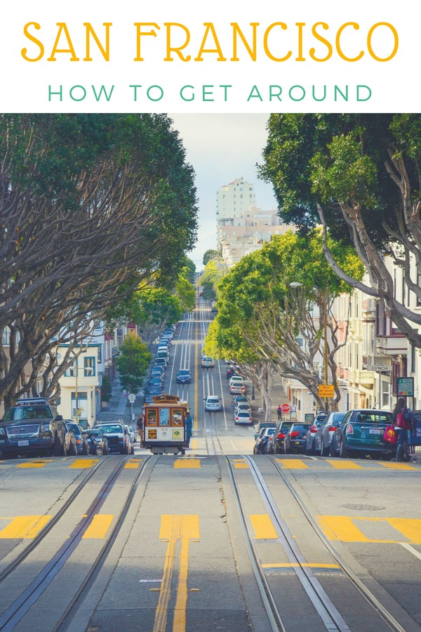 Top tips on how to get around San Francisco with kids in tow