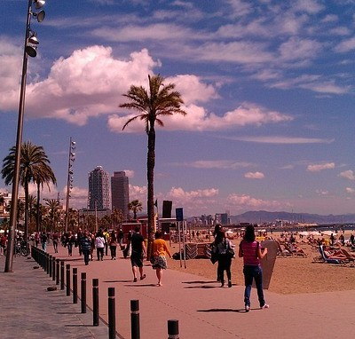 The best time to visit Barcelona