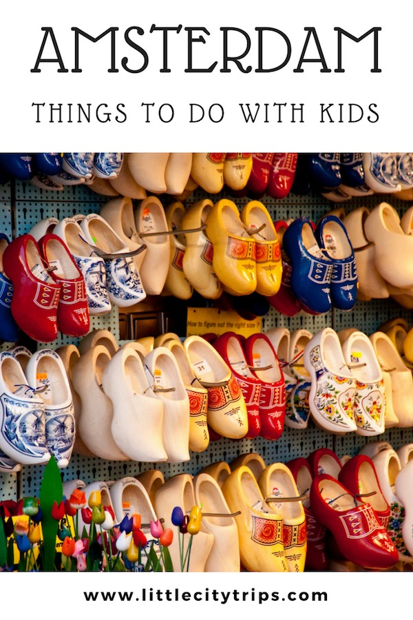 Our insider's guide to the best things to do in Amsterdam with kids