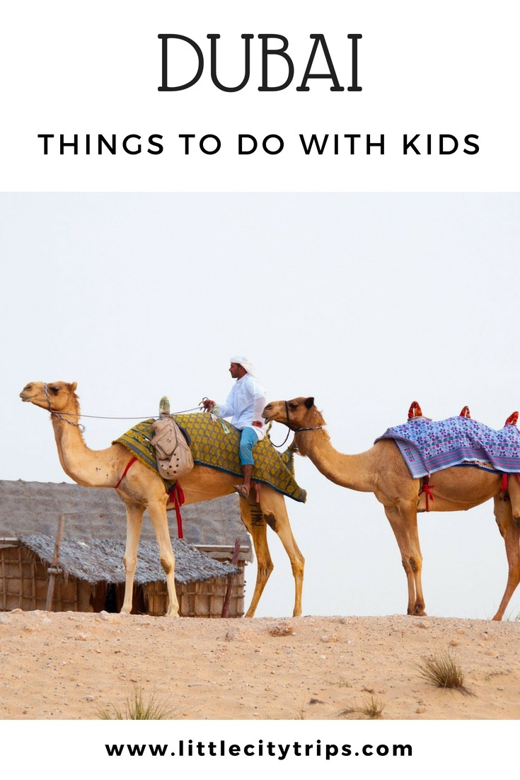 A mum's guide to the best things to do in Dubai with kids #dubai #middleeast #familytravel