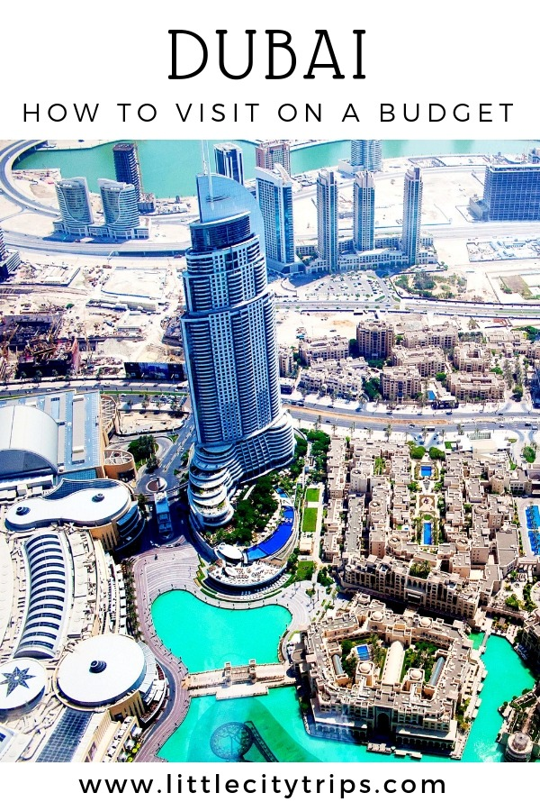 How to visit Dubai on a budget as a family - detailed guidance on where to stay, how to get around and what to do in Dubai to save your dirhams