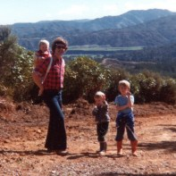 Keri early years traevlling in new Zealand