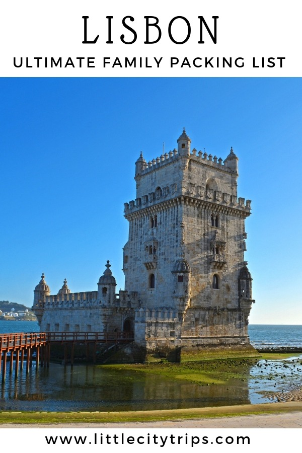 Travelling to Lisbon? City travel experts Little City Trips talk you through all the most important items you need to pack for Lisbon. Print off our Lisbon packing list for your next city trip.