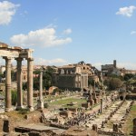 Roman Forum - advice on what you should pack for visiting Rome