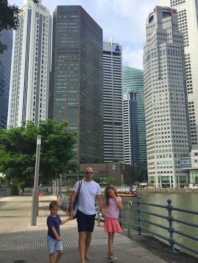Singapore with kids