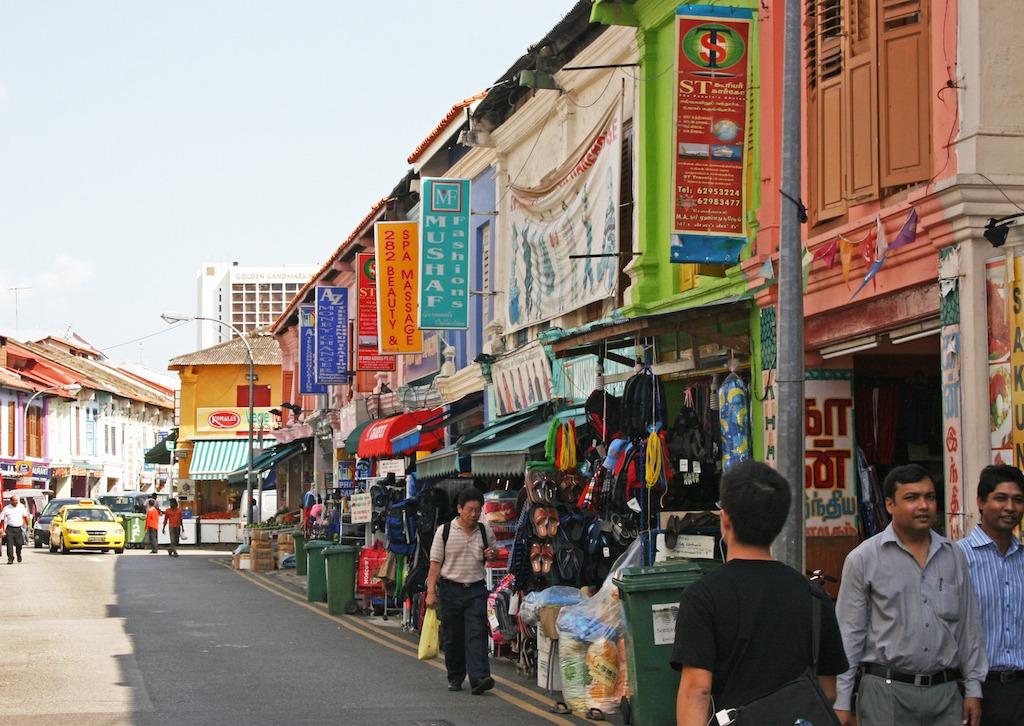 Little India, Singapore walking tour