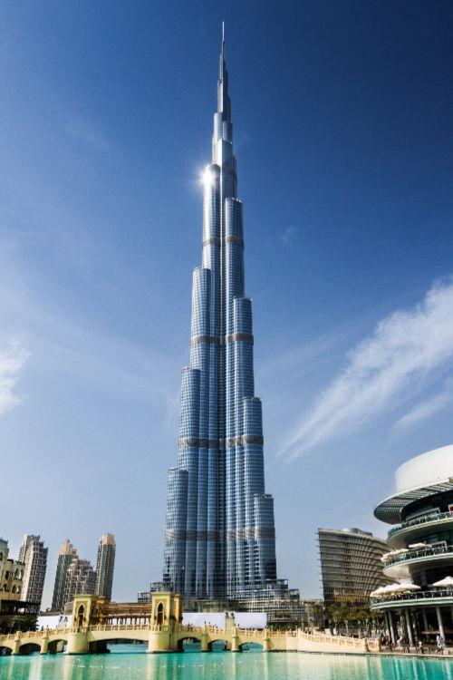 Burj Khalifa Worlds Tallest Tower